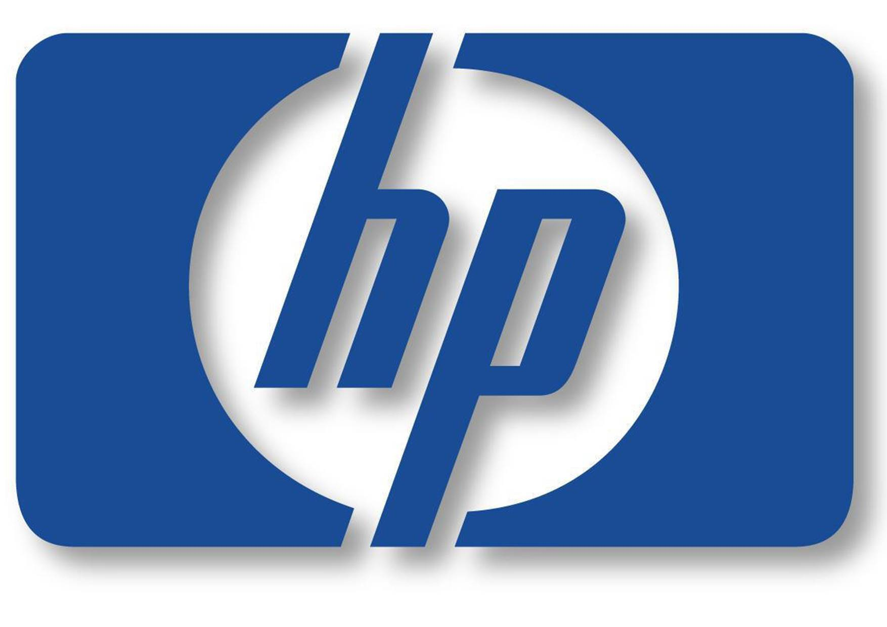 Logo HP Hewlett Packard