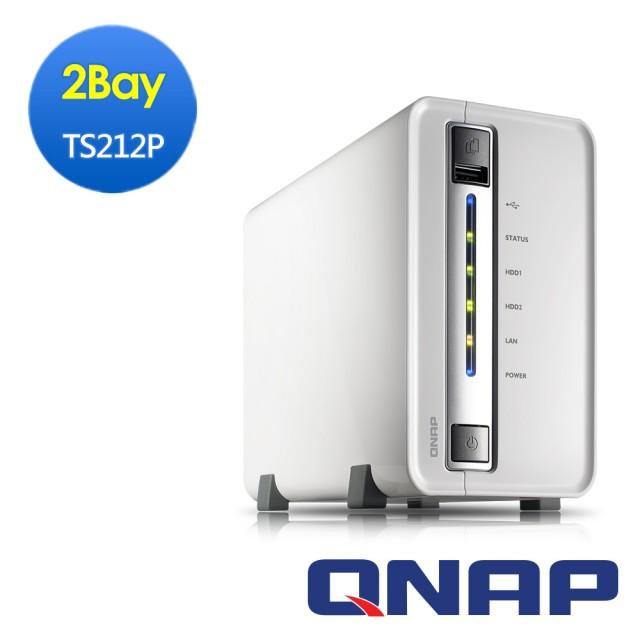 Logo QNAP Ts-212P