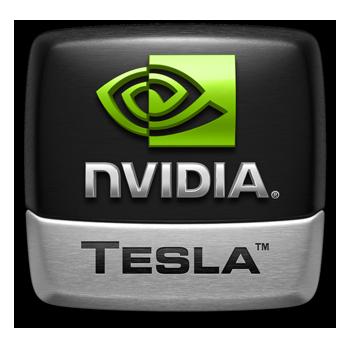 Logo nVidia Tesla